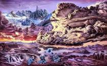 梅儿油画:《时光》之五 2
