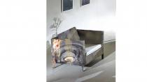 高贵黑色风格沙发设计