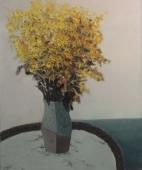 家系列4布面油画4200元65x