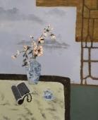 家系列4200元布面油画65x8