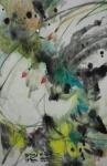 荷  67x45厘米 880元 国画